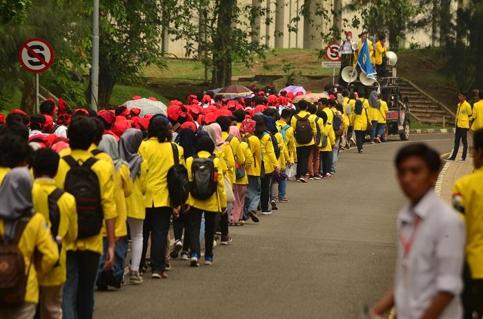 Program Studi di Universitas Indonesia dengan Jumlah Pendaftar Tertinggi