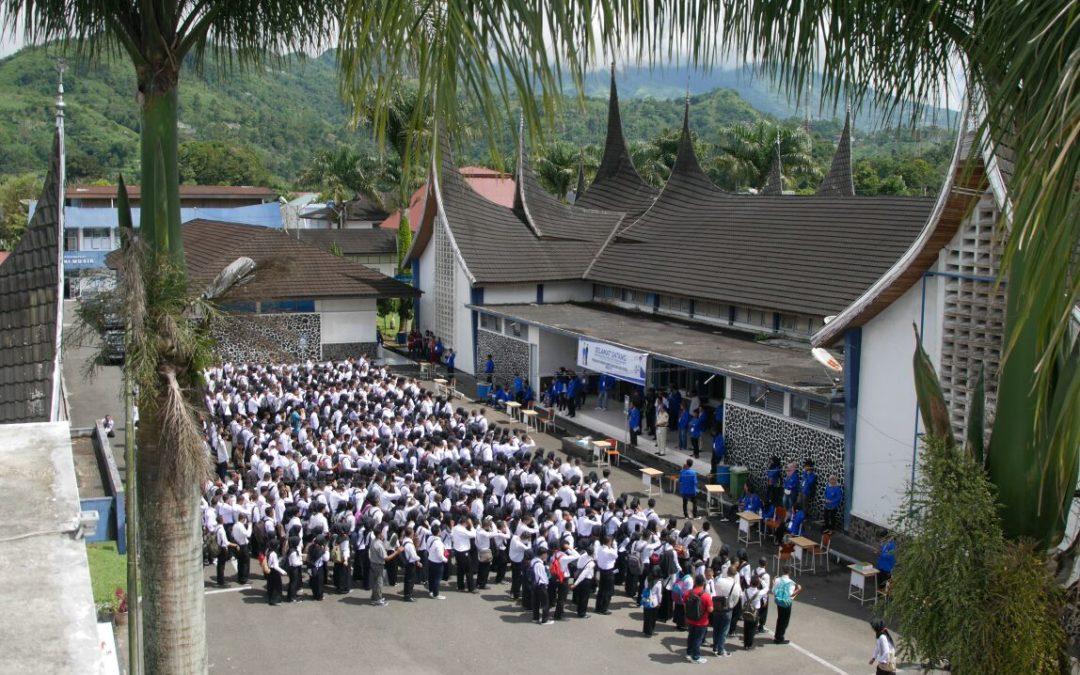 Informasi Lengkap Pendaftaran SMM PTN Barat 2021