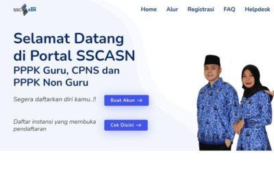 Panduan Lengkap Pembuatan Akun SSCASN untuk Daftar CPNS